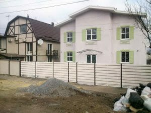 Гостиница на Рылеева 2015г