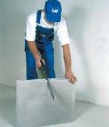 Монтаж пазогребневой плиты 10