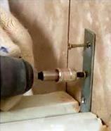 Монтаж пазогребневой плиты 5