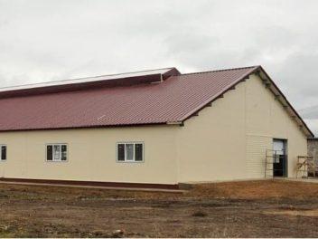 Cтроительство зданий для сельского хозяйства 3
