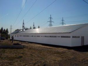 Cтроительство зданий для сельского хозяйства 2