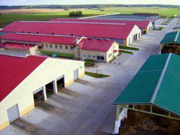 Cтроительство зданий для сельского хозяйства 1